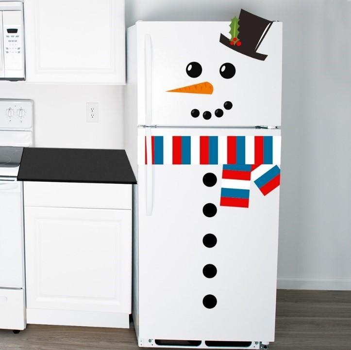 Frosty el muñeco de nieve de la nevera