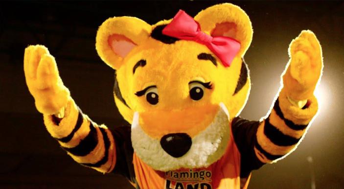 La mascota de Hull City