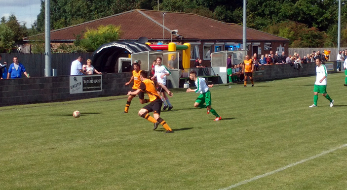 Ex-Hull City vs Wren Kitchens